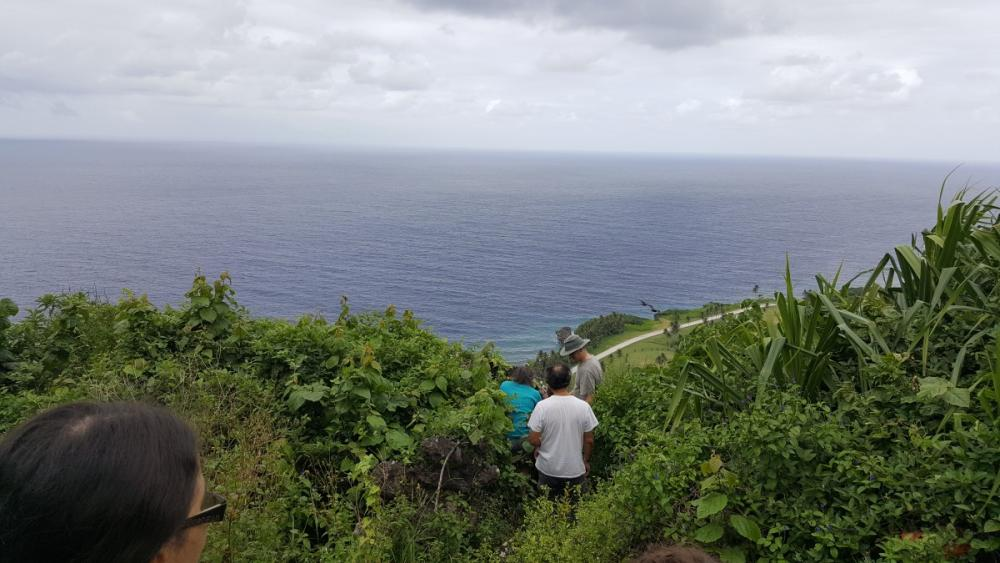 Golf Course lookout, Christmas Island