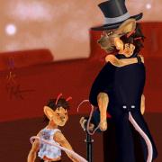 Biker Mice fan characters: Zenith, Epoch and Starzone