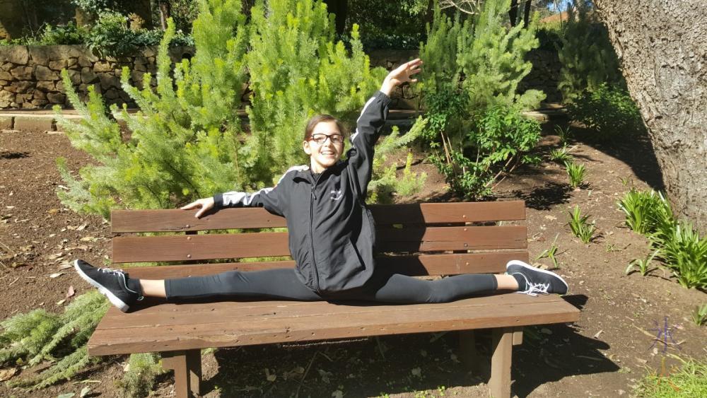 11yo-splits-bench-araluen