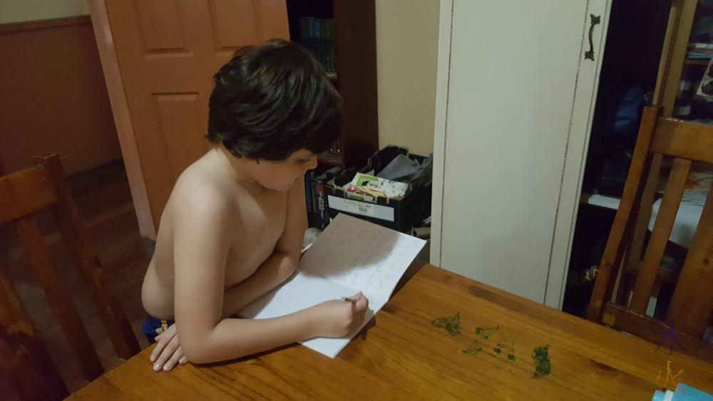 9yo-writing-steem-blog-post