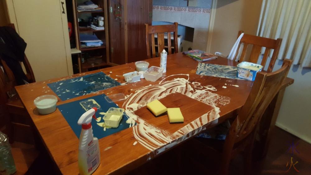 slime-mess